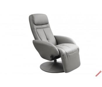 OPTIMA - fotel wypoczynkowy popiel