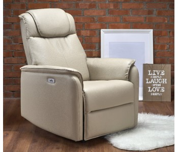 PARADISE - fotel wypoczynkowy z fukcją elektrycznego rozkładania oraz funkcją kołyski