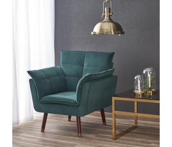 REZZO - fotel zielony