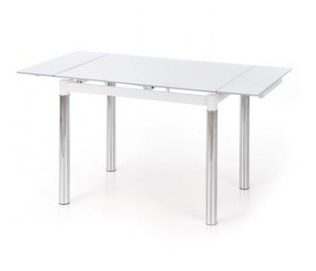 LOGAN 2 - Stół rozkładany biały