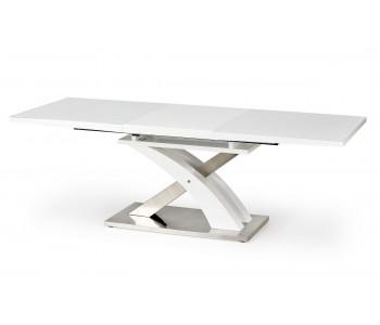 SANDOR 2 - Stół rozkładany biały