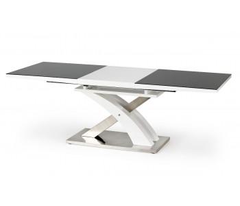SANDOR 2 - Stół rozkładany czarny