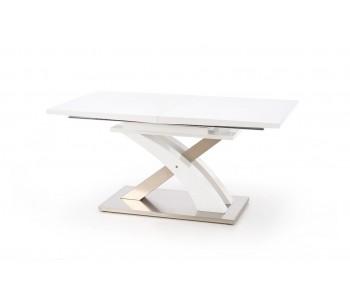 SANDOR - Stół rozkładany biały