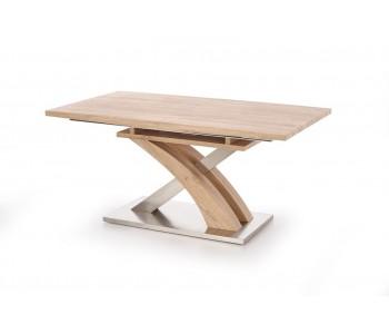 SANDOR - Stół rozkładany dąb sonoma