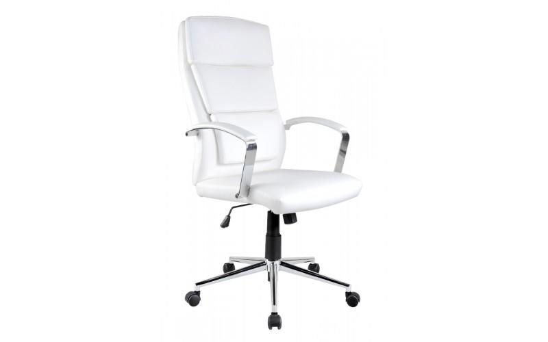 AURELIUS - fotel obrotowy gabinetowy biały