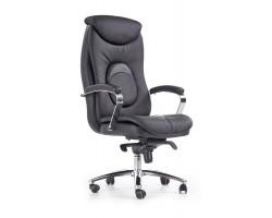 QUAD - fotel obrotowy gabinetowy czarny