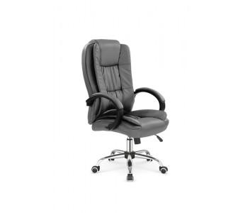 RELAX - fotel obrotowy gabinetowy popielaty