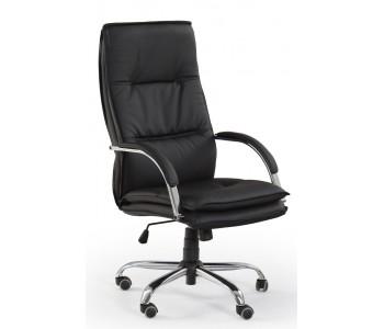 STANLEY- fotel obrotowy gabinetowy czarny