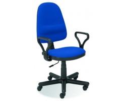 BRAVO  - fotel młodzieżowy  niebieski