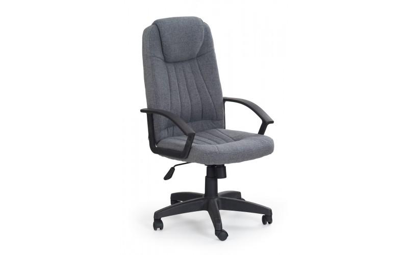 RINO - fotel pracowniczy obrotowy popielaty