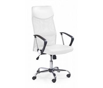 VIRE - fotel pracowniczy obrotowy biały