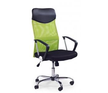 VIRE - fotel pracowniczy obrotowy zielony