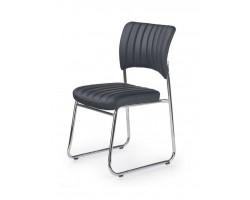 RAPID - fotel pracowniczy / konferencyjny czarny