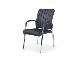 VIGOR - fotel pracowniczy / konferencyjny czarny