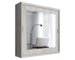 ALFA  200 x 215 - Szafa z lustrem  (78)