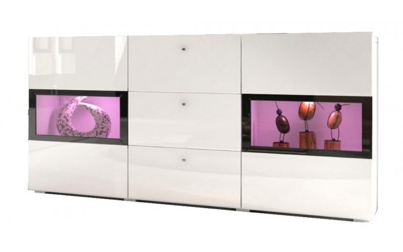 BAROS - Komoda 132 cm (26) - cztery kolory