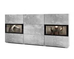 BAROS - Komoda 132 cm (26) - Trzy kolory
