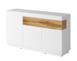 SILKE - Komoda 3D1S 150 cm (43) 3 kolory
