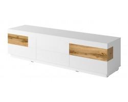 SILKE - Komoda TV 6S 206 cm (40) 3 kolory