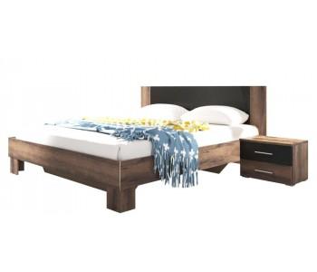 VERA - Łóżko 180 bez materaca + stoliki nocne 8 (52) DOSTĘPNE OD ZARAZ