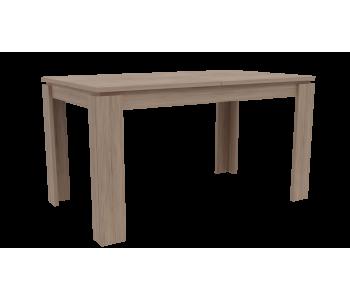 HERMES - Stół rozkładany 140 x 80 cm