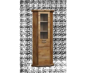KORA - Witryna Narożna 63.5 x 192   (K16)