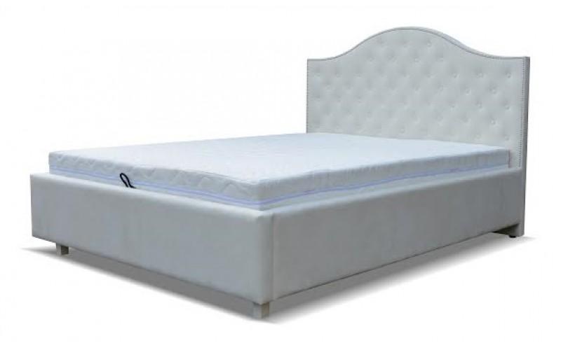 ALASKA Łóżko 140 bez pojemnika z materacem