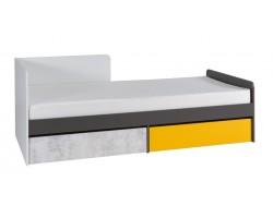 BRUNO JM - Łóżko 90 x 200 bez materaca (7)