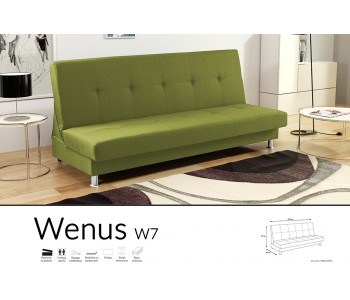 WENUS Wersalka 7