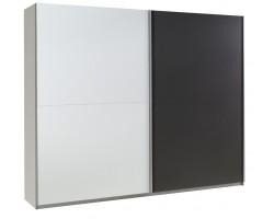 LUX  20 - Szafa przesuwna 244 x 206