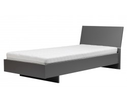 ZONDA - Łóżko 90 z materacem  (12)