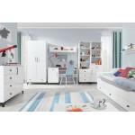 System BERGEN dedykowany jest do pokoju dziennego, salonu lub pokoju młodzieżowego. Nowość w stylu skandynawskim.