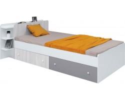 COMO CM12 90 Łóżko z szufladami bez materaca