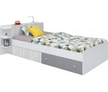 COMO CM13 120 Łóżko z szufladami bez materaca