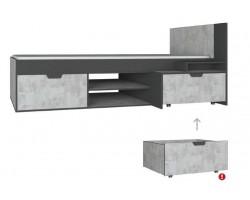 NANO - Łóżko 90 bez materaca (13)