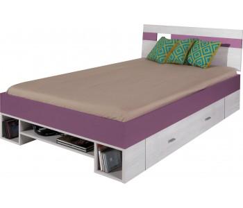 NEXT - Łóżko 120 bez mareraca (NX 18)