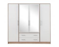SMART - Szafa uchylna z lustrem 200 x 190/230 (SRL1)