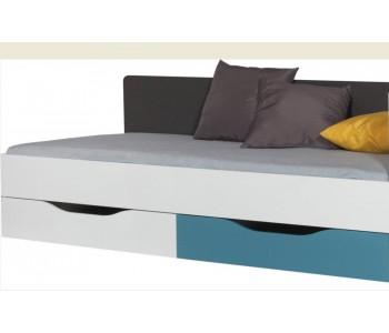 TABLO - Łóżko 90 bez materaca,  bez półki (TA 12A)