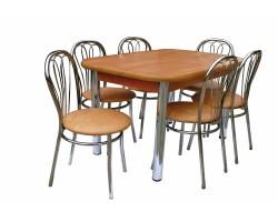 HUBERT - Stół kuchenny rozkładany