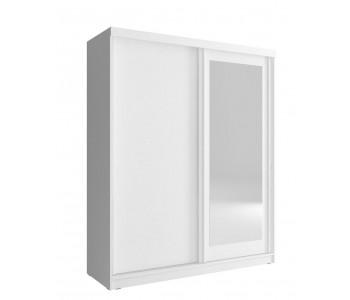 ALASKA - Szafa z lustrem 200 cm