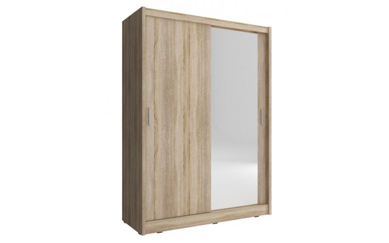 MAJA - Szafa z lustrem 150 cm