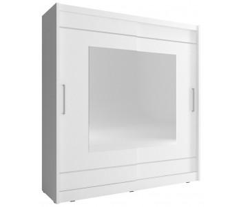 MAJA 9 - Szafa z lustrem 180 lub 200 cm