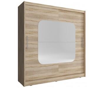 MAJA 8 - Szafa z lustrem 180 lub 200 cm