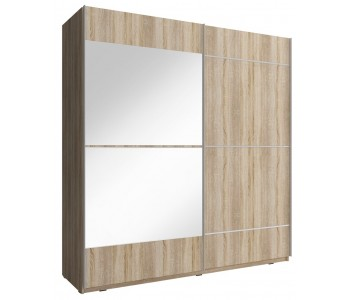MIKA IV - Szafa z lustrem 200 cm
