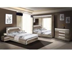 MODESTO - Sypialnia 1 z materacem bez pojemnika