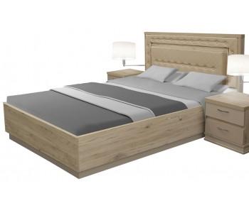 Veron 140 - Łóżko bez pojemnika bez materaca