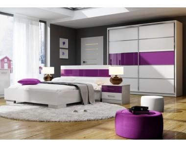 Meble Sypialnia DUBAJ - 2 kolory
