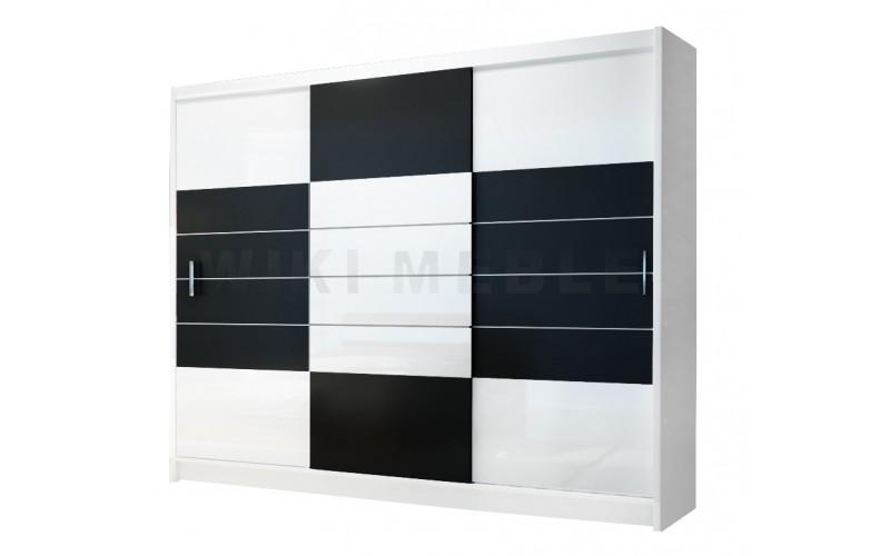 ARUBA - Szafa przesuwna 250 x 215