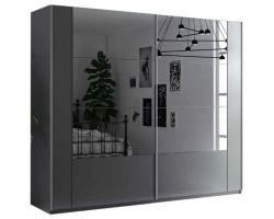 SANTIAGO S - Szafa przesuwna 250 x 215  2D z lustrem