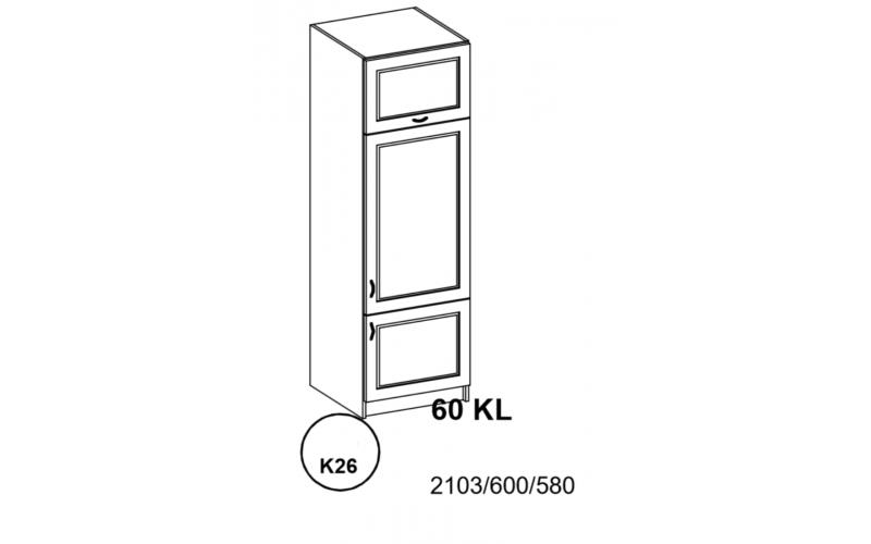 Bianka - Słupek 60 cm Lodówka